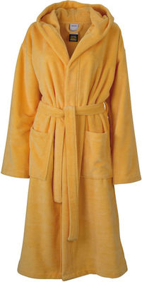 James&Nicholson Functional Bath Robe Hooded